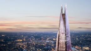 The Shard, di Renzo Piano