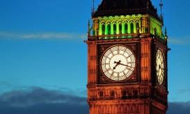 Big Ben, la Torre dell'Orologio di Londra
