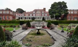 La Pergola è forse il più bel giardino pubblico di tutta Londra
