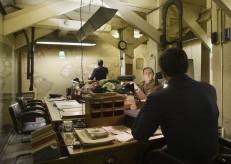 Nella Sala delle Mappe tutto è rimasto com'era quando il bunker venne chiuso, il 16 agosto 1945. Images: Churchill War Rooms © IWM