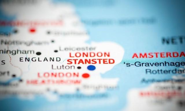 Aeroporto di Londra-Stansted