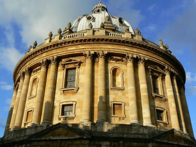 Oxford, la città dei college