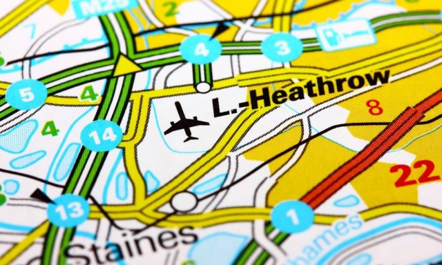 Aeroporto di Londra-Heathrow