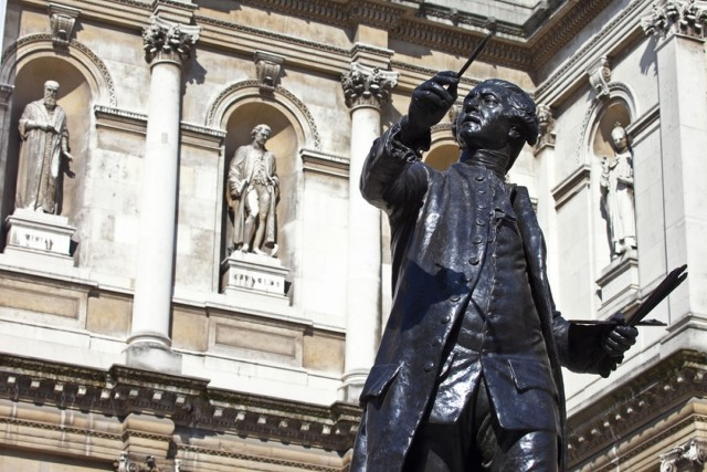 The Royal Academy of Arts è aperta!
