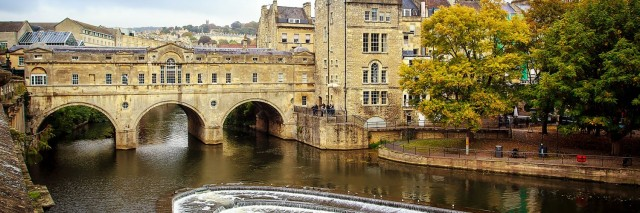 Bath: le terme romane e gli altri gioielli della città