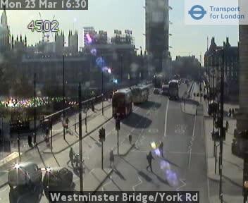 Webcam: vista su Big Ben / Palace of Westminster